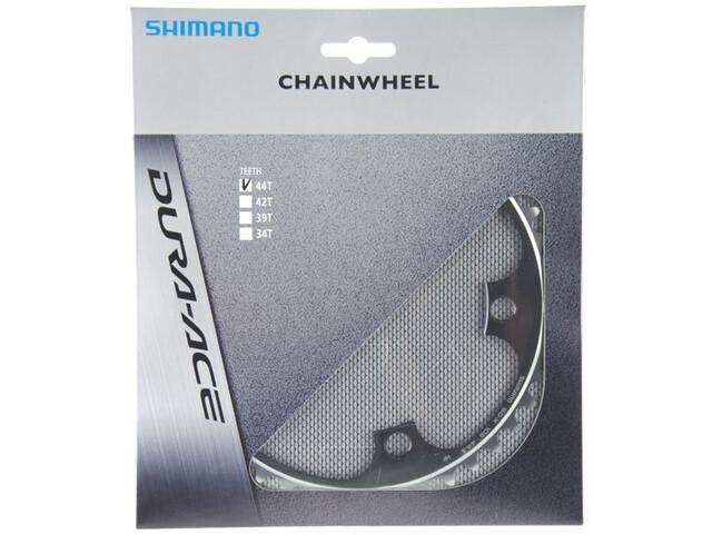 Shimano Dura-Ace FC-7900 Plateau 10 vitesses E, silver
